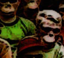 The Whamola Family  - Primus Sticker