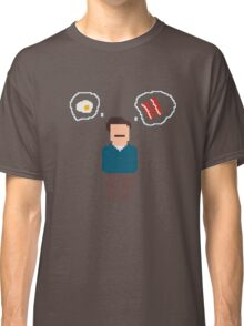 Bring Me Bacon And Eggs Classic T-Shirt