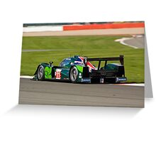 #11 lola B10/60 Coupe Greeting Card