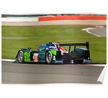 #11 lola B10/60 Coupe Poster