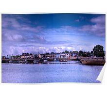 Galway Harbour - Galway, Ireland Poster