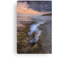 The Pitfall Metal Print