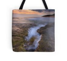 The Pitfall Tote Bag