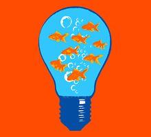 Goldfish Bulb Unisex T-Shirt