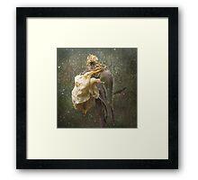Rust 'n Roses ~ No 18 Framed Print