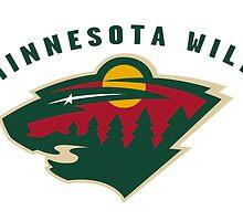 Minnesota Wild by saulhudson32