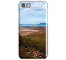 Australian Outback, Desert and Mountains iPhone Case/Skin