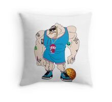 Riff Raff Throw Pillow