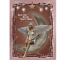 Hark The Herald Angels Sing Photographic Print