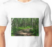 Come Walk with Me... Unisex T-Shirt