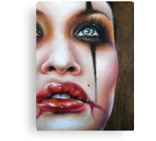 Janina Canvas Print