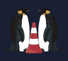 Adoption penguin style Kids Tee
