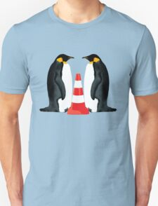 Adoption penguin style T-Shirt