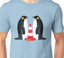 Adoption penguin style Unisex T-Shirt