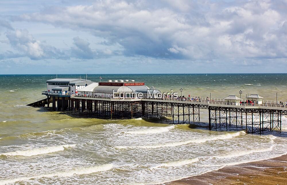 Cromer Pier by Lynne Morris