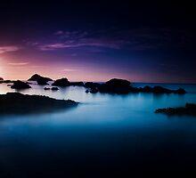 meadfoot sunrise by scott leeson