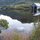 Boatshed by Claire Walsh
