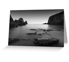 Calm Waters-West Cork Greeting Card