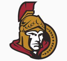 Ottawa Senators Kids Clothes