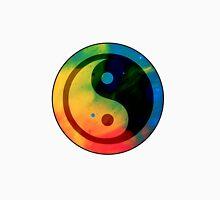 Rainbow Yin-Yang Unisex T-Shirt