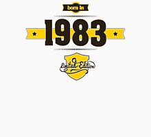 Born in 1983 (Choco&Yellow) T-Shirt