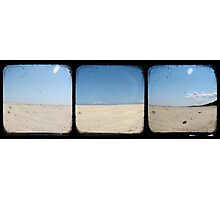 Sand Dunes - TTV Triptych Photographic Print