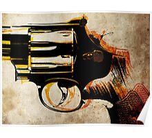 Revolver Trigger Poster
