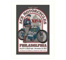 Ace XP-4 Art Print