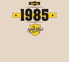 Born in 1985 (Choco&Yellow) Unisex T-Shirt