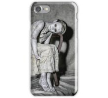 When the Hand of Solace is Cold iPhone Case/Skin
