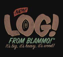 All New LOG!! Kids Tee