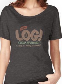 All New LOG!! Women's Relaxed Fit T-Shirt