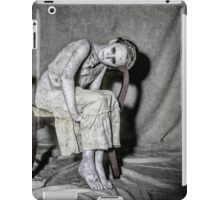 When the Hand of Solace is Cold iPad Case/Skin