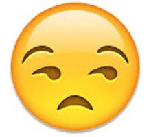 Annoyed Emoji by annnaalove