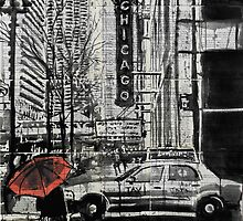 chicago.....(that toddling town) by Loui  Jover