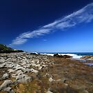 Clovelly mid day by Adriano Carrideo