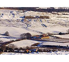 Lime Kilns - Rosedale Photographic Print