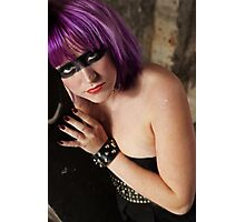 Suzy Does A Pris 2 Photographic Print