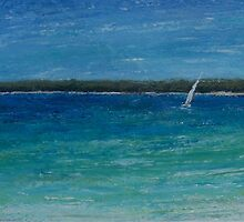 playful breeze by peter tebb