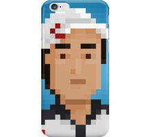 Kei Nishikori iPhone Case/Skin