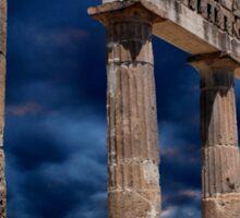 Roman Ruin Sticker