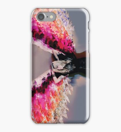 Mia Von Glitz - Wings iPhone Case/Skin