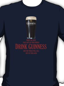Drink Guinness T-Shirt