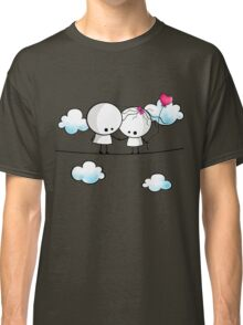 Let`s fall in love together Classic T-Shirt