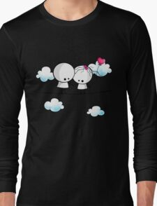 Let`s fall in love together Long Sleeve T-Shirt