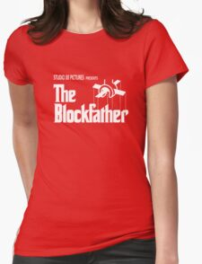 The Blockfather Womens Fitted T-Shirt