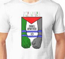 free palestine israeli apartheid Unisex T-Shirt