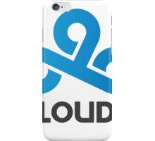 Cloud 9 Logo Sticker iPhone Case/Skin