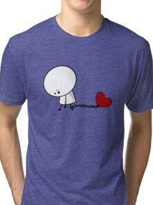 Love Prisoner Tri-blend T-Shirt