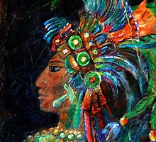 Lady of Yaxchilan by Tania Williams